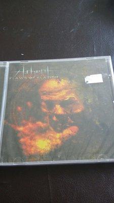 前衛搖滾金屬 Ashent - Flaws of elation (全新未拆封)