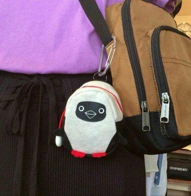 小老闆雜貨舖 CHUMS 日本 Sweat Booby 造型收納包(小) Booby CH602406Z051