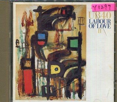 *還有唱片行* UB40 / LABOUR OF LOVE 2 二手 Y1297