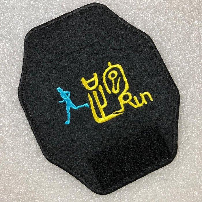 ※跑RUN※路跑RUN專用圖騰ikitecover提把套 旅行袋把手套/手把套/提把套/握把套(2個)