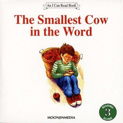 *小貝比的家*THE SMALLEST COW IN THE WORLD/ L3/單CD/7~12歲/汪培珽--第三階