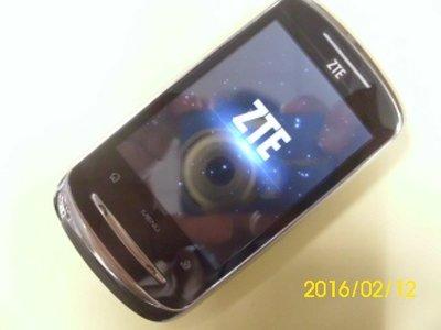 全新手機 Zte N600+ 亞太 安卓 Line 雙模 電池全新 附旅充