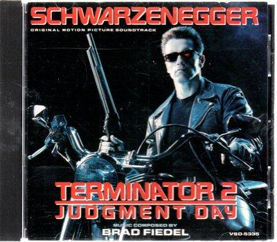 Terminator Judgment Day 魔鬼終結者 審判日 電影原聲帶 589900009357 再生工場02