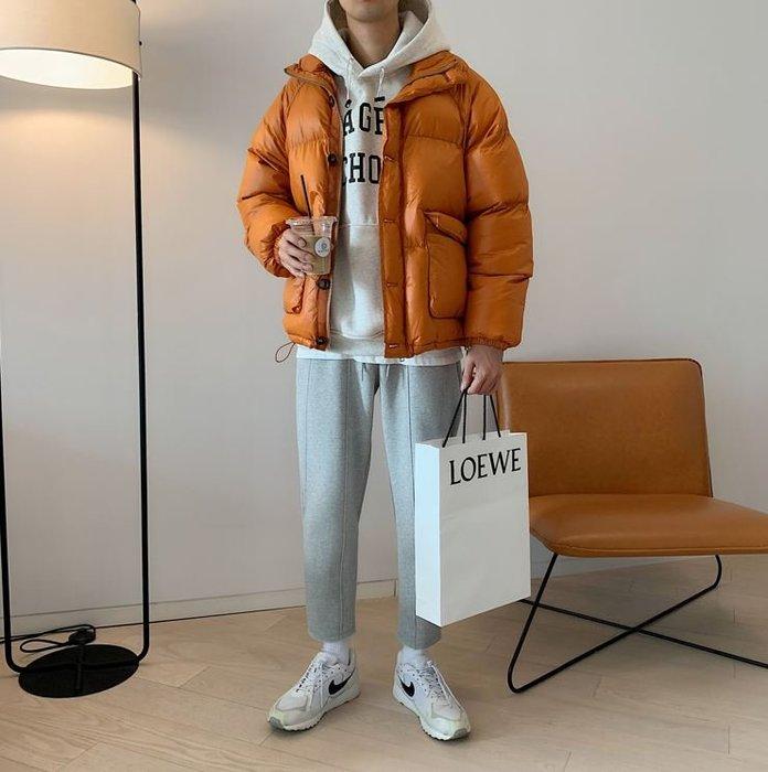 【NoComment】韓系時尚 質感休閒 顏色很好看的素面短版麵包外套 三色 ZARA 東大門