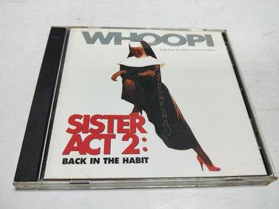 昀嫣音樂(CD56) WHOOPI /SISTER ACT 2 : BACK IN HABIT