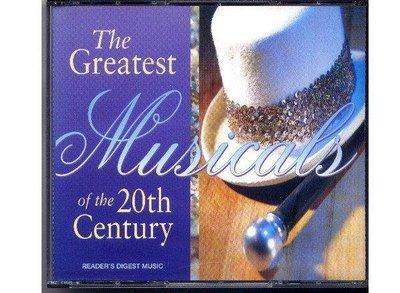 20世紀最偉大的音樂劇 精裝5CD The Greatest Musicals of The 20th Century
