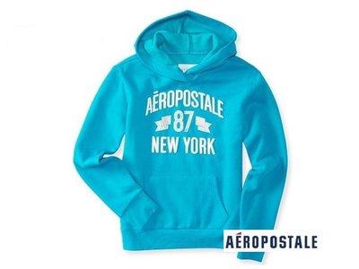 美國正品 Aeropostale[Aero] 女 美式連帽長袖T / S ( 編號:7506 )