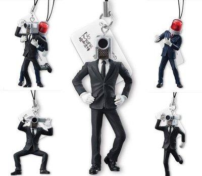 【動漫瘋】日版 BANDAI 電影小偷 盒玩 NO MORE 映画泥棒 映畫泥棒 收藏吊飾 公仔 盒玩 大全5款含隱藏版