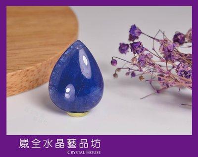 【崴全水晶】 高貴 典雅  丹泉石 墜子【約 5.3 g】 ※ 天然 能量石 招貴人