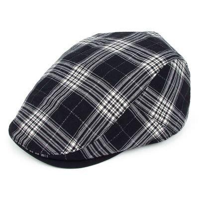 ZS 韓版 秋冬新款羊毛保暖鴨舌帽 棒球帽 畫家帽 貝蕾帽 報童帽 男帽 女帽 2色