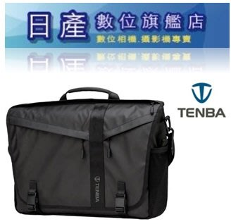 【日產旗艦】 天霸 Tenba Messenger DNA 15 窄版 特定版 638-485 特使肩背包 相機側背包