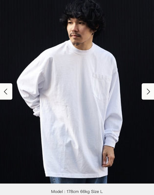 Heavyweight COLLECTIONS x BEAMS T/男裝 長袖T