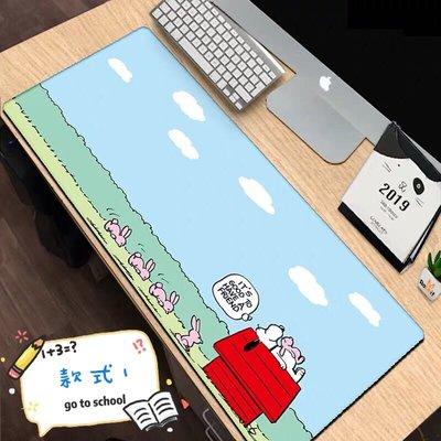 誘惑 ? 滑鼠墊 史努比 snoopy 可愛 防水 止滑 辦公桌墊 滑鼠墊 6款 現貨