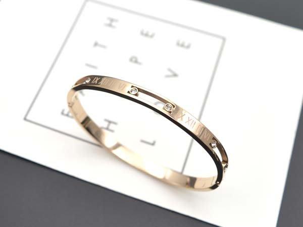 【寶寶王國】簡約 316L不銹鋼手環  (商品編號 : 442-314-2)