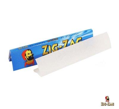 GOODFORIT /  法國Zig-Zag Blue Kingsize Slim加長款緩燒捲煙紙/32入