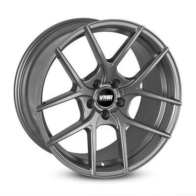 【汽車零件王】VMR 鋁圈 V803 19x8.5 & 19x9.5 5x120 +35 & 45