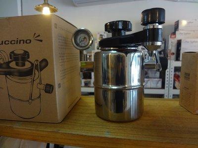 ==老棧咖啡==Bellman Cappuccino CX-25P 高壓式摩卡壺 內附20入濾紙 摩卡壺 高壓