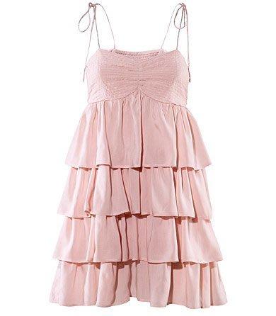 H&M正品 粉紅色蛋糕洋裝 美國帶回 M號 EUR38 US8