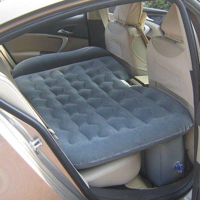 【優上精品】車載充氣床車震床轎車後排氣墊床車載床車中床汽車旅行床車用床墊(Z-P3138)