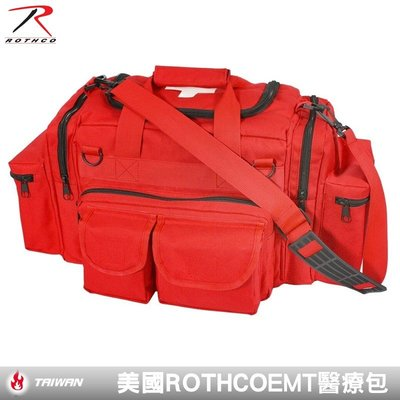 【EMS軍】美國Rothco 救護員醫療包(公司貨)