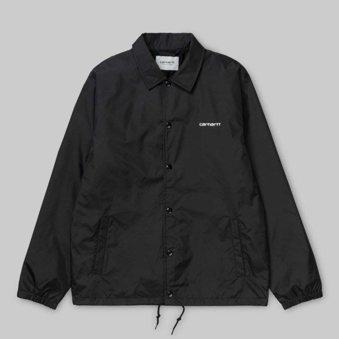 ☆AirRoom☆【現貨】2019SS Carhartt Script Coach Jacket I026317 外套