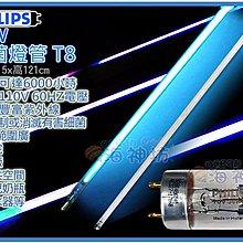 =海神坊=PHILIPS T8燈管 飛利浦殺菌燈管 36W 4呎 紫外線殺菌燈管 清毒燈管 消毒殺菌燈管 2入免運