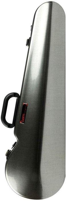 【華邑樂器10075-2】BAM 2002XLT 4/4小提琴琴盒-灰髮絲紋色 (附收納袋 原廠公司貨)