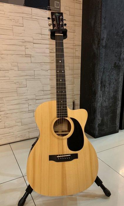 【名人樂器】Sigma OOOTCE+ Guitar 面單 雲杉 民謠吉他 可插電