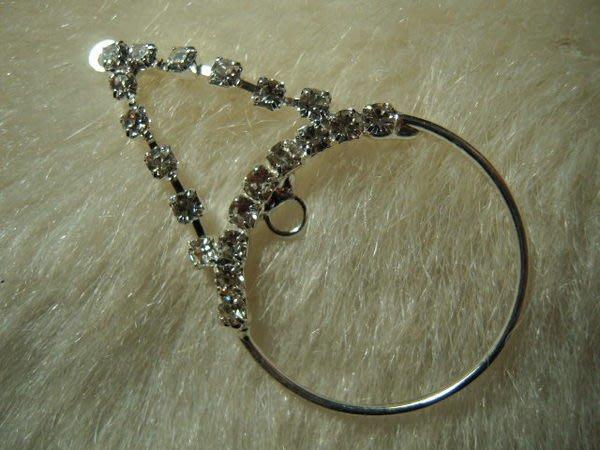 ※布箱子※ 串珠材料手作配件~韓國進口水鑽吊飾.吊墜(B626)