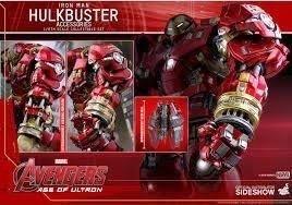 (尾數$922)首日 19/10 VIP 訂單Hottoys The Avengers Hulkbuster Accessories Set ACS006