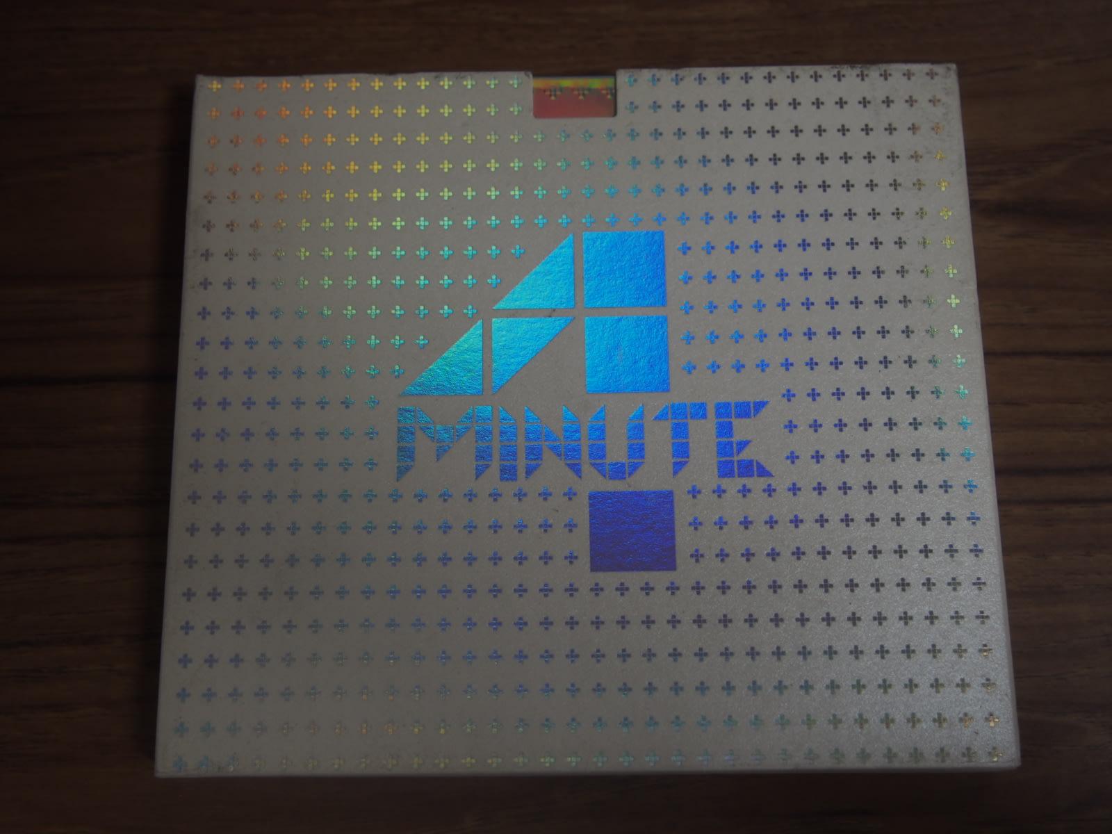 ◎MWM◎【二手CD】韓國 4Minute the first mini album for muzk 品項如圖