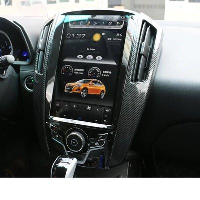 Luxgen 納智捷 U6 專用機 Android 安卓版 13.3吋 支援原車環景 觸控螢幕主機 導航/USB