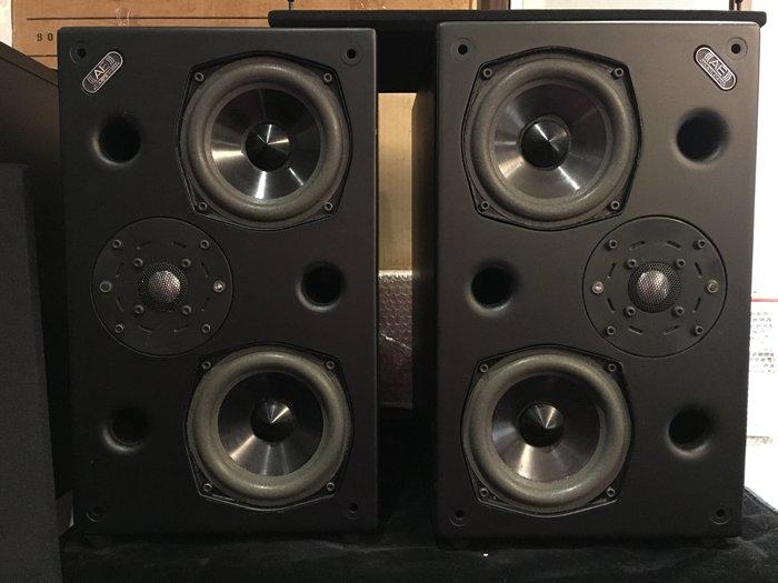 售 Acoustic Energy AE2 黑色書架直立喇叭一對