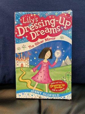 田心齊⭐️全新英文小說/英文故事:Lily's Dressing-up Dreams