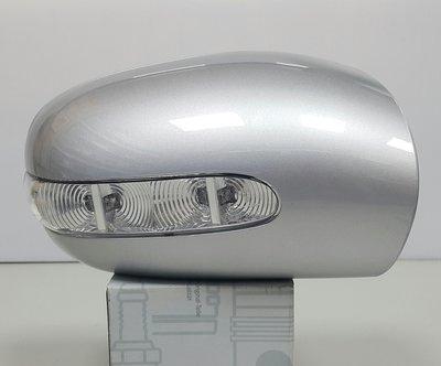 BENZ W203 2004-2007 後視鏡 照後鏡 外殼+方向燈 (右邊 乘客邊) 2038100664
