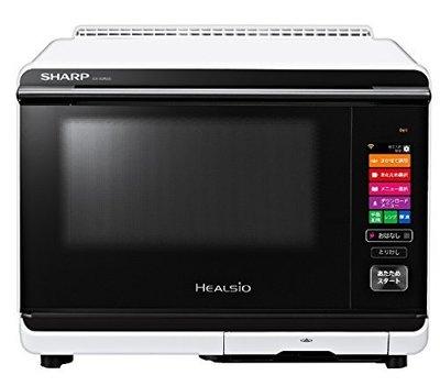 光華.瘋代購 [空運包稅] SHARP 夏普 AX-AW500 白色 過熱水蒸氣 水波爐 蒸氣烤箱 26L