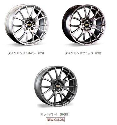 DJD19071830 日本BBS RE-V 18-19吋 1片式鍛造鋁圈 依當月報價為準