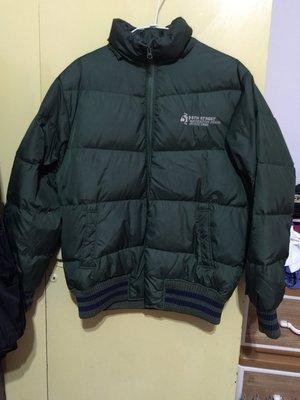 品牌 BIG TRAIN 羽絨外套 肩48胸60長70 L號 八成新