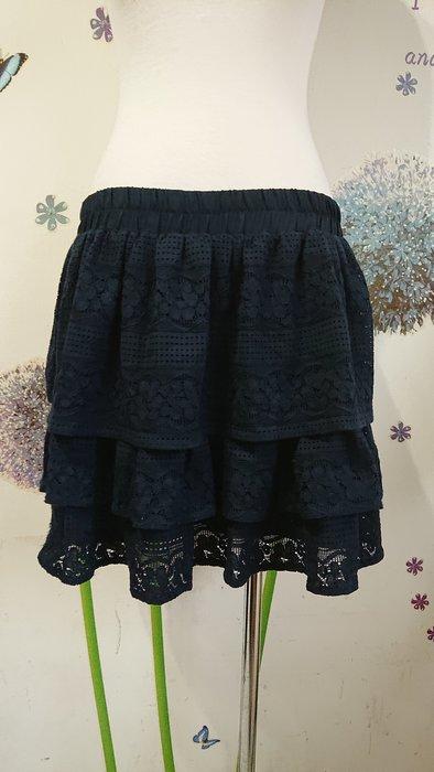 8HAPPY 深藍色裙子(23)