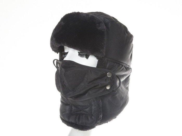 【幸福2次方】冬天防風護耳保暖帽 加厚護脖禦寒帽 戶外防風騎車帽 - 多色可選