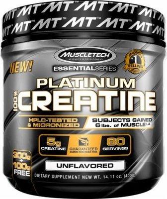 Muscletech 水合 Creatine 白金系列 微粉化 肌酸 ATP 再生 重訓 健身 運動 用
