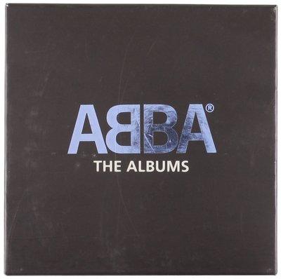 歐洲正版9CD《阿巴合唱團》經典套裝/ ABBA The Albums全新未拆Mamma Mia媽媽咪亞