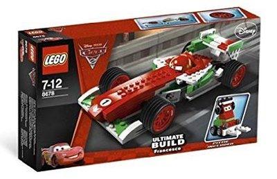 全新 Ultimate Build Francesco 8678 - LEGO Cars
