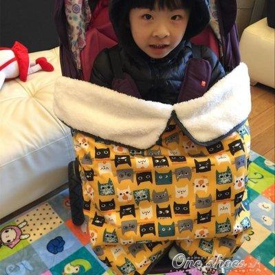 兒童秋冬多用毯推車蓋毯嬰兒背帶腰凳防風防雨寶寶抱毯包被加厚