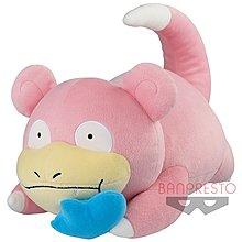 最新 日本 BANPRESTO 景品 Pokemon 寵物小精靈 呆呆獸 Slowpoke (保證日版)