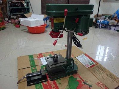 小綠桌上型鑽床全配 穩定耐用 鑽台 鑽床 洗床 車床 工場 電鑽 立式鑽床 立式鑽台 立式洗床