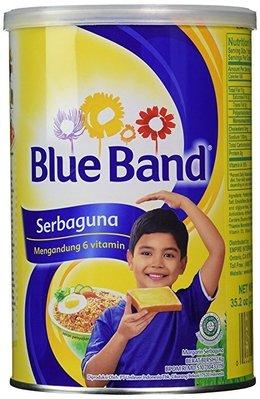 【豐食堂】BLUE BAND Margarine 人造奶油 1kg
