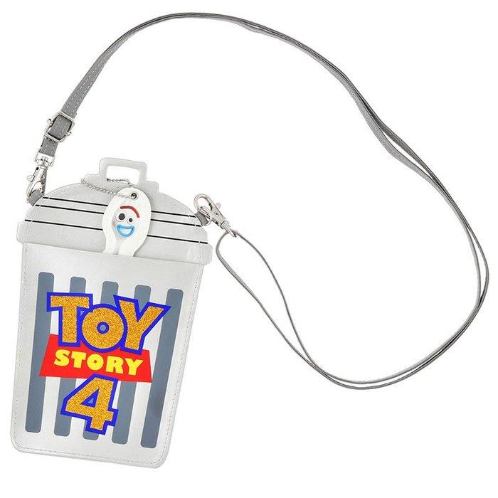 《FOS》2019新款 日本 迪士尼 玩具總動員4 手機吊繩 證件 吊牌 叉奇 胡迪 巴斯光年 Disney 限量 熱銷