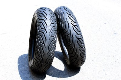 【大台南】歐多邁輪胎部 MICHELIN 米其林 CITY GRIP 2 120/70-14 安裝+氮氣+平衡+除臘