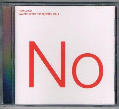 [鑫隆音樂]西洋CD-New Order:Waiting For The Sirens`Call  2564622022